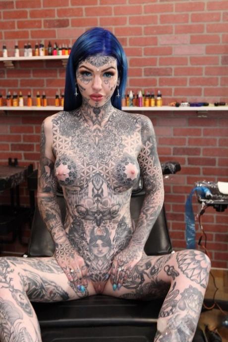 On pussy tattoo Tattoo videos